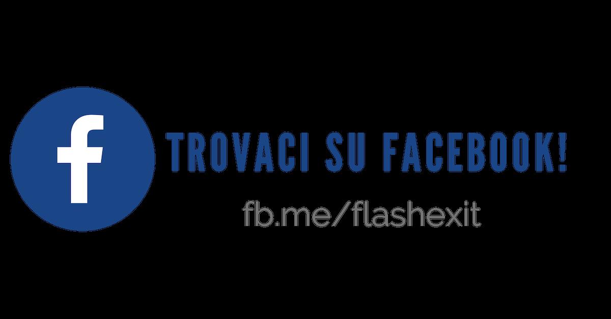 pagina facebook flashex web agency napoli
