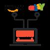 integrazione ebay amazon 100x100 - Realizzazione siti E-commerce - Web Agency Napoli Flashex