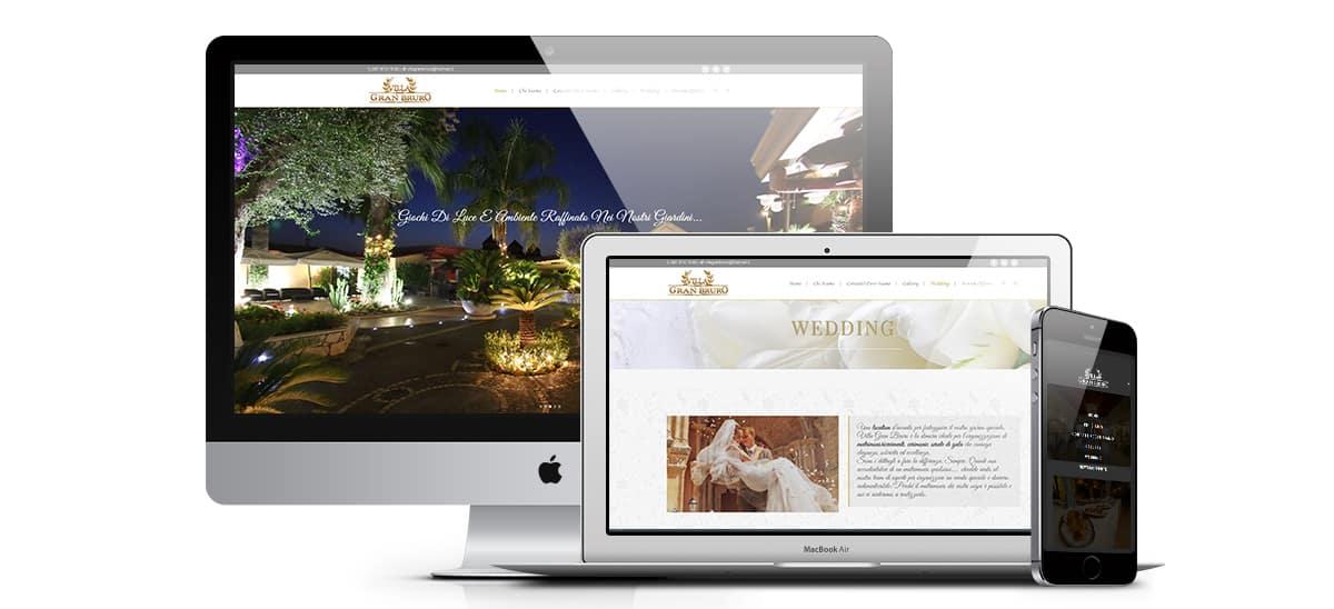 villa gran bruro - ristorante, cerimonie, wedding, eventi, castellammare di stabia, Napoli