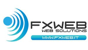logo fxweb hosting solution by flashex design
