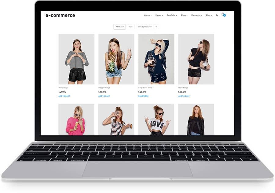 realizzazione ecommerce flashex design