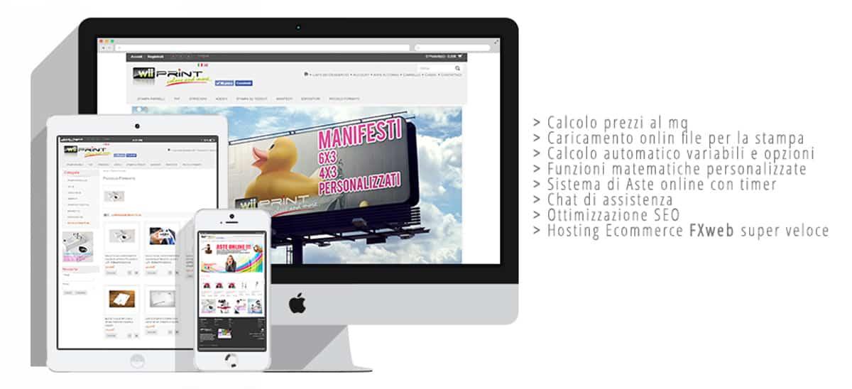 sito web tipografia wiiprint