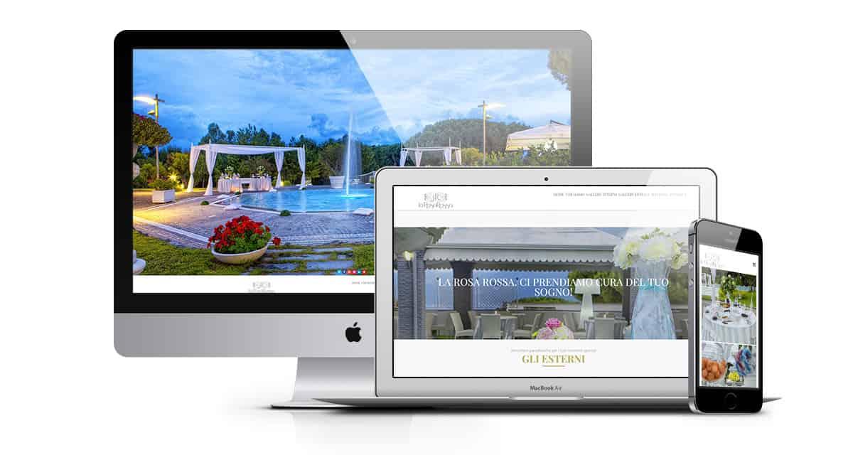 larosarossa sito web per ristorante 1200x640 - Sito Web Ristorante La Rosa Rossa - Web Agency Napoli Flashex