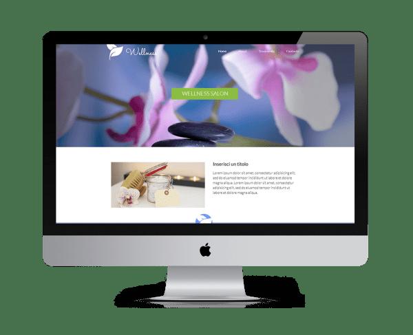 2 - Creare un sito Web Gratis con Makesito è facile - Web Agency Napoli Flashex
