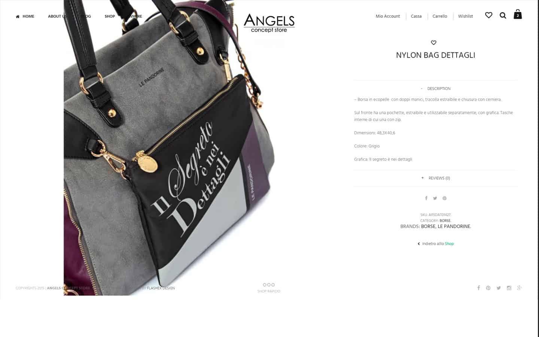 laptop - Realizzazione siti E-commerce - Web Agency Napoli Flashex