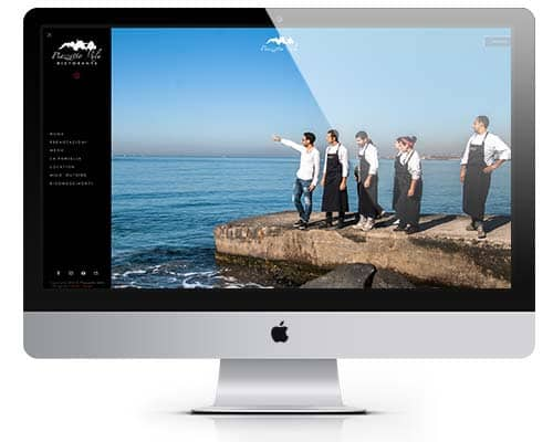 Siti web per attività che richiedono funzionalità specifiche come il booking online, ristoranti, alberghi, agenzie di viaggio. Web agency Flashex